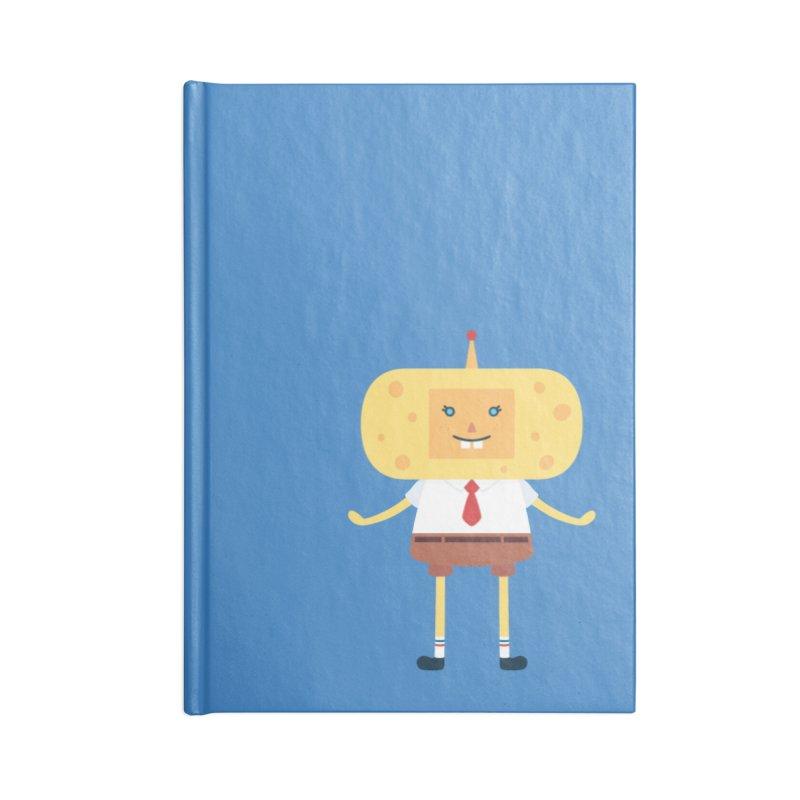 SpongeBob Katamari Crossover Accessories Notebook by Kadusaurus's Shop