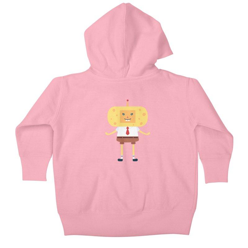 SpongeBob Katamari Crossover Kids Baby Zip-Up Hoody by Kadusaurus's Shop