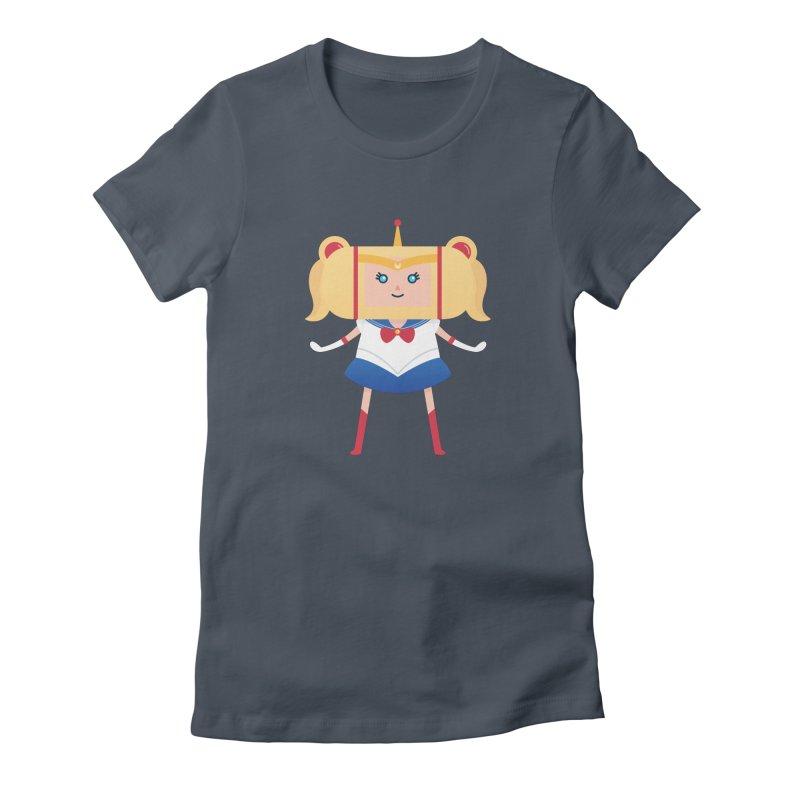 Sailor Moon Katamari Crossover Women's T-Shirt by Kadusaurus's Shop