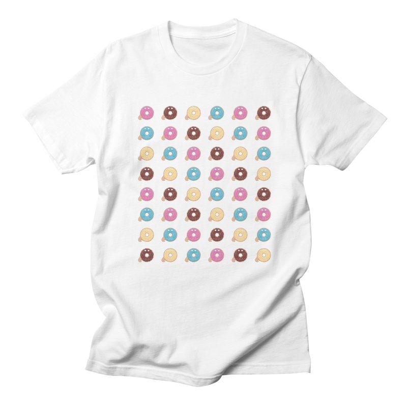 Jabba the Donut Men's Regular T-Shirt by Kadusaurus's Shop