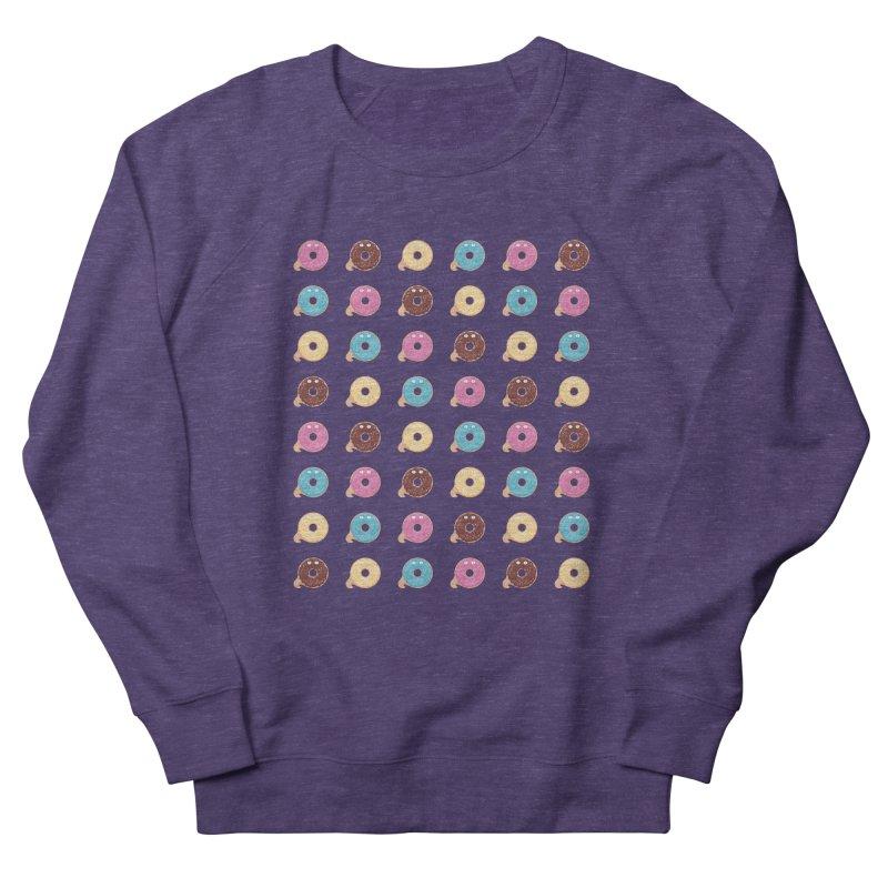 Jabba the Donut Women's French Terry Sweatshirt by Kadusaurus's Shop