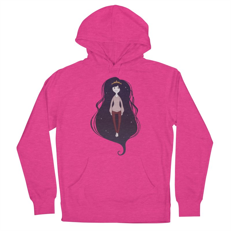 Marcy in Space Women's Pullover Hoody by Kadusaurus's Shop