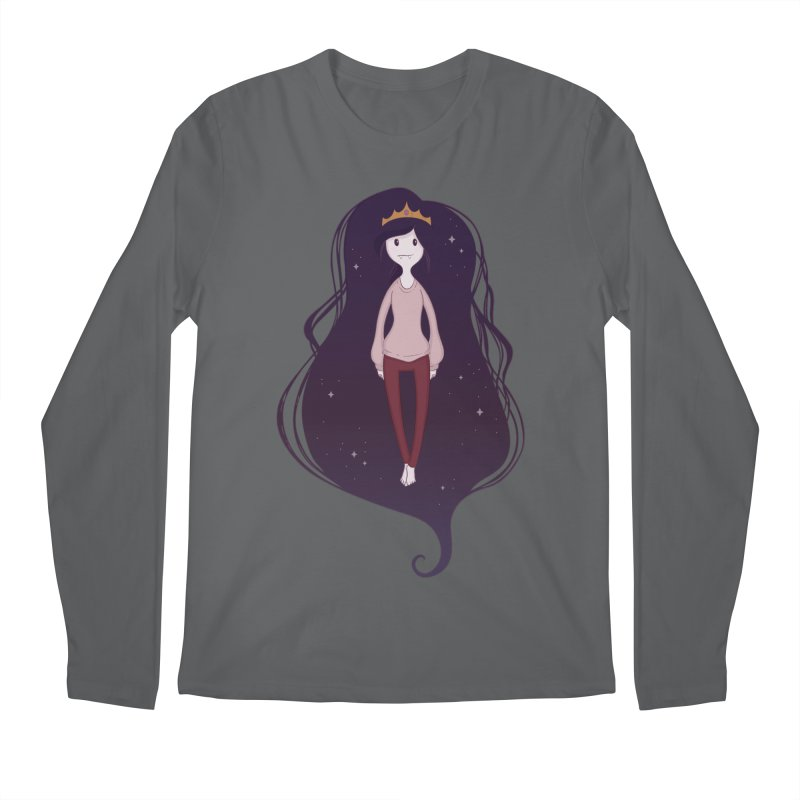 Marcy in Space Men's Longsleeve T-Shirt by Kadusaurus's Shop