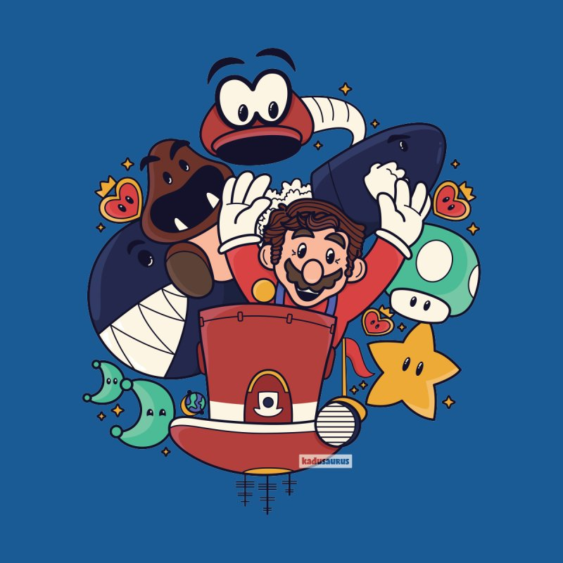 Mario Switch-in It Up by Kadusaurus's Shop