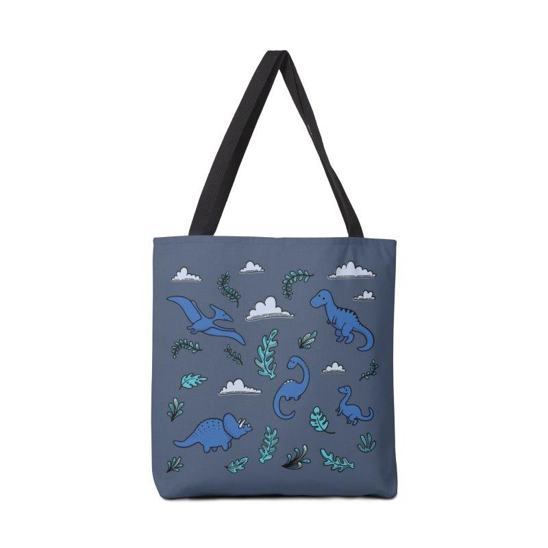 Prehistoric Cute Accessories Tote Bag Bag by Kadusaurus's Shop