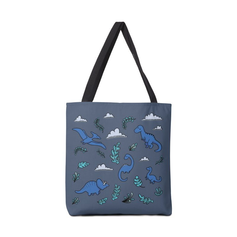 Prehistoric Cute Accessories Bag by Kadusaurus's Shop