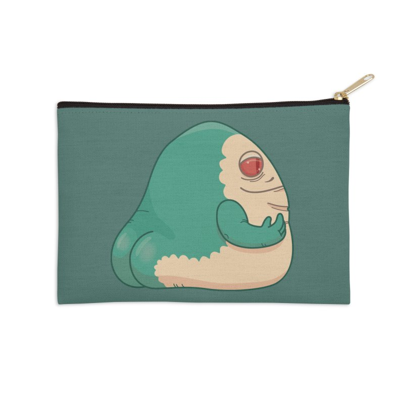 Jabba the Butt Accessories Zip Pouch by Kadusaurus's Shop
