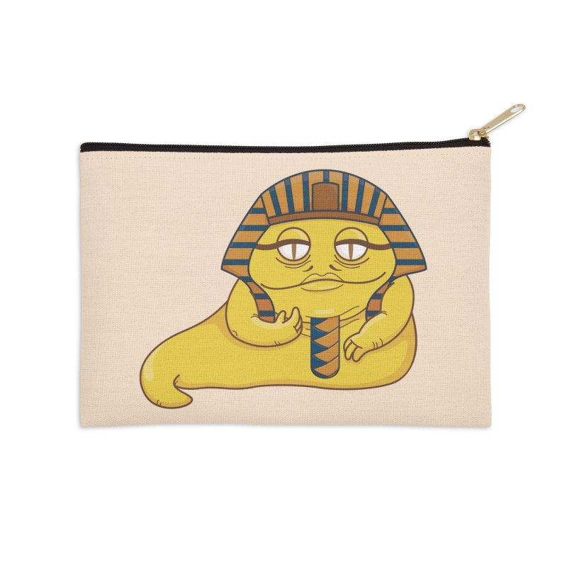 Jabba the Tut Accessories Zip Pouch by Kadusaurus's Shop