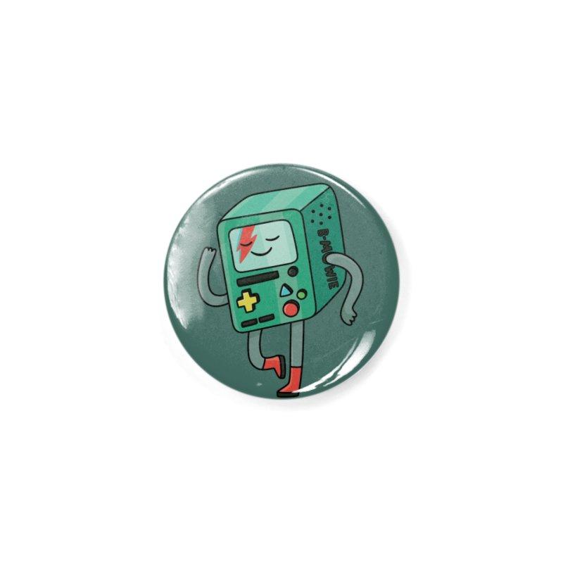 B Mowie Accessories Button by Kadusaurus's Shop