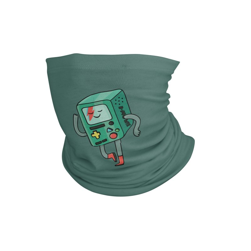 B Mowie Accessories Neck Gaiter by Kadusaurus's Shop