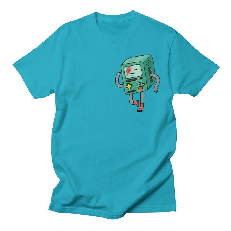 B Mowie Men's T-Shirt by Kadusaurus's Shop