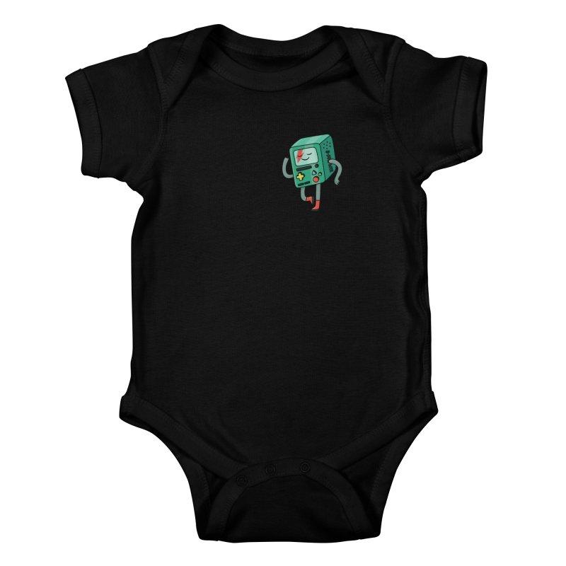 B Mowie Kids Baby Bodysuit by Kadusaurus's Shop