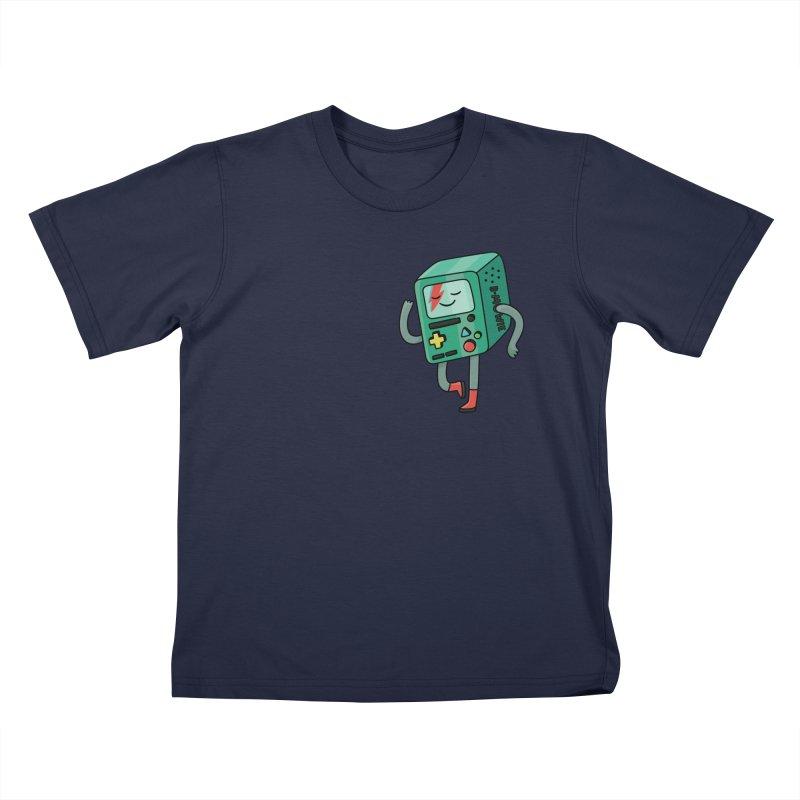 B Mowie Kids T-Shirt by Kadusaurus's Shop