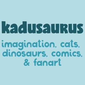 Kadusaurus's Shop Logo