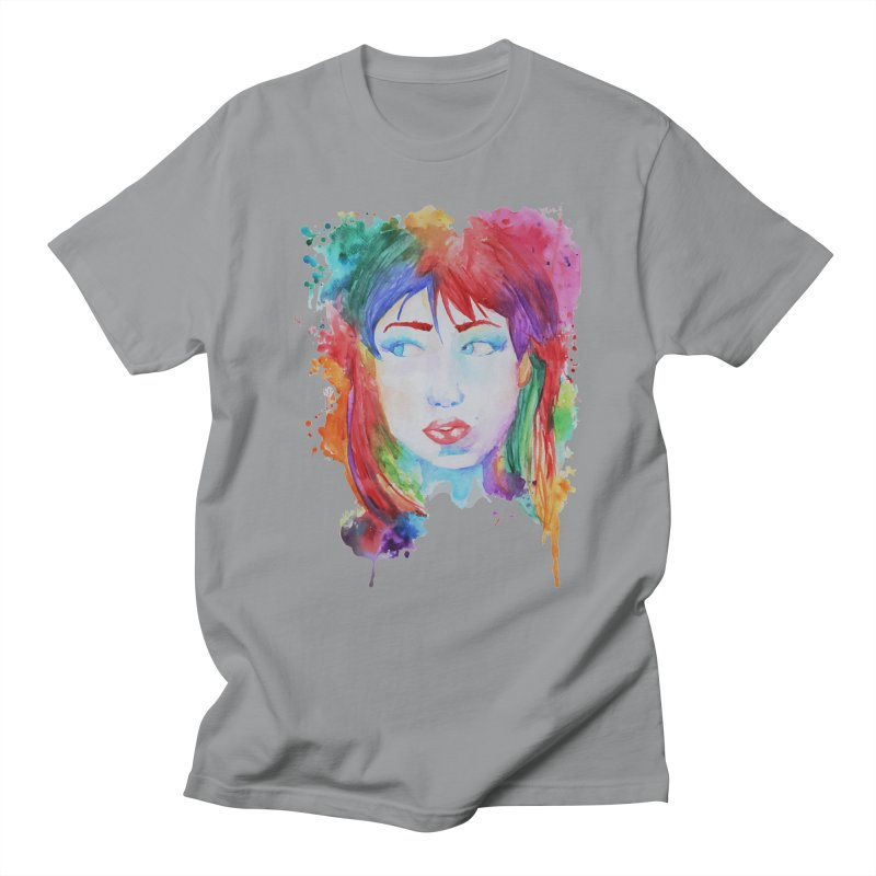 Electric Gal Men's Regular T-Shirt by Kaela's Shop