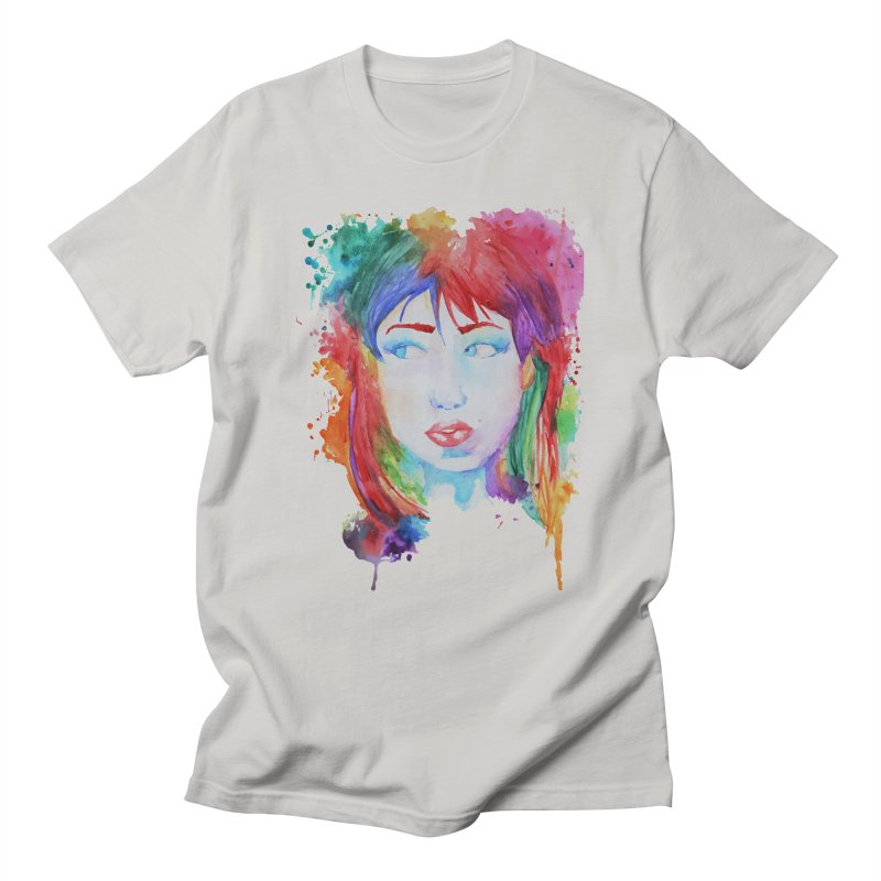 Electric Gal Men's T-shirt by Kaela's Shop