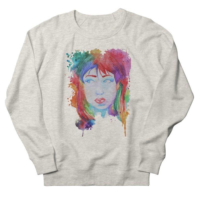 Electric Gal Women's French Terry Sweatshirt by Kaela's Shop