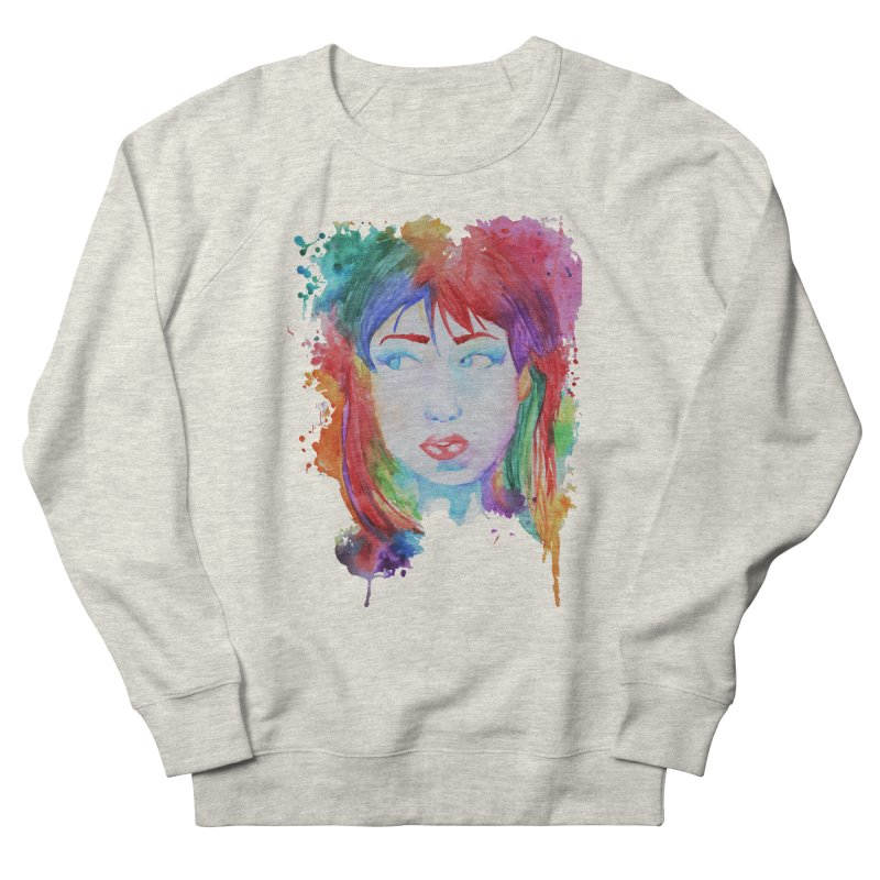 Electric Gal Men's Sweatshirt by Kaela's Shop