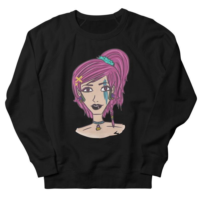 Aleksa Zip Women's Sweatshirt by Kaela's Shop
