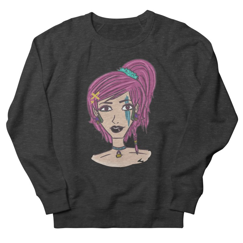 Aleksa Zip Men's Sweatshirt by Kaela's Shop