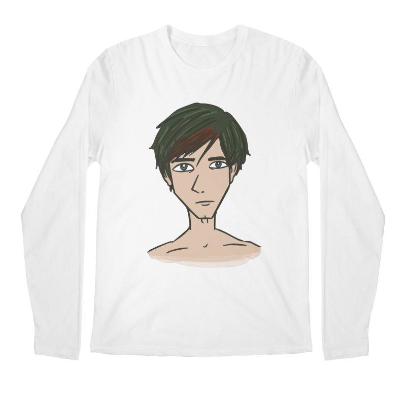 Kaden Space Men's Regular Longsleeve T-Shirt by Kaela's Shop
