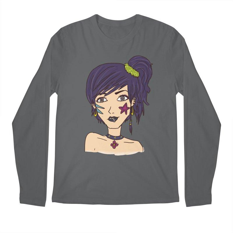 Starla Anne Men's Longsleeve T-Shirt by Kaela's Shop