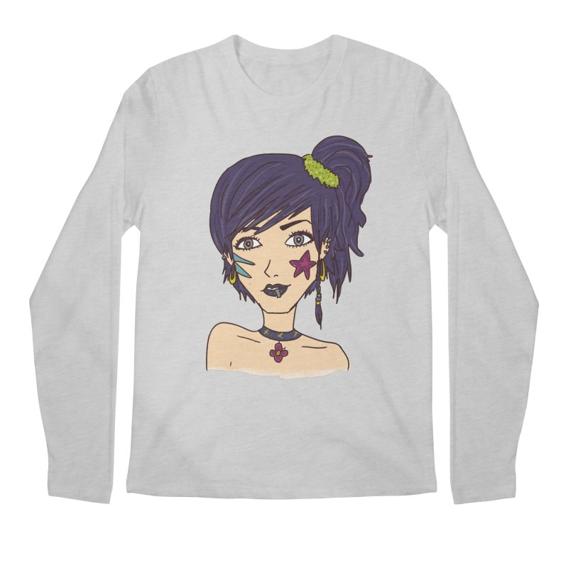 Starla Anne Men's Regular Longsleeve T-Shirt by Kaela's Shop