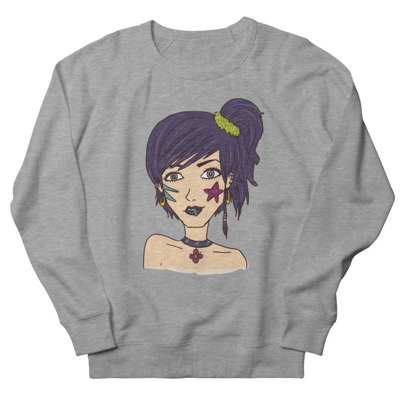 Starla Anne Women's French Terry Sweatshirt by Kaela's Shop