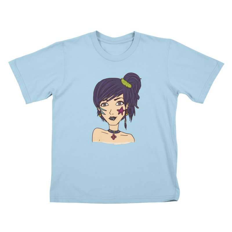 Starla Anne Kids T-Shirt by Kaela's Shop
