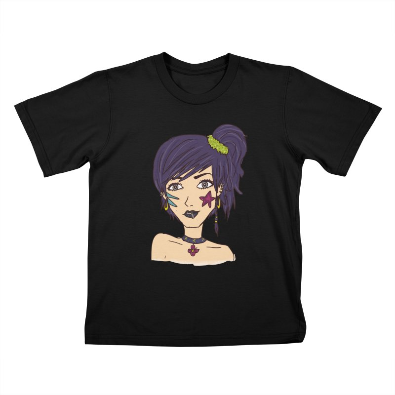 Starla Anne Kids T-shirt by Kaela's Shop