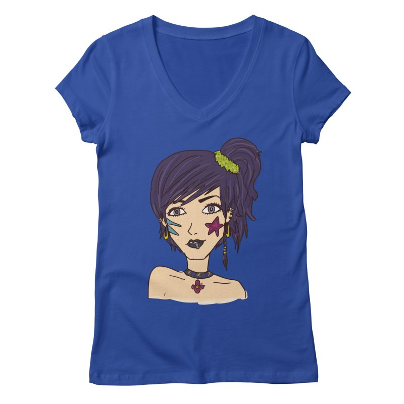 Starla Anne Women's V-Neck by Kaela's Shop