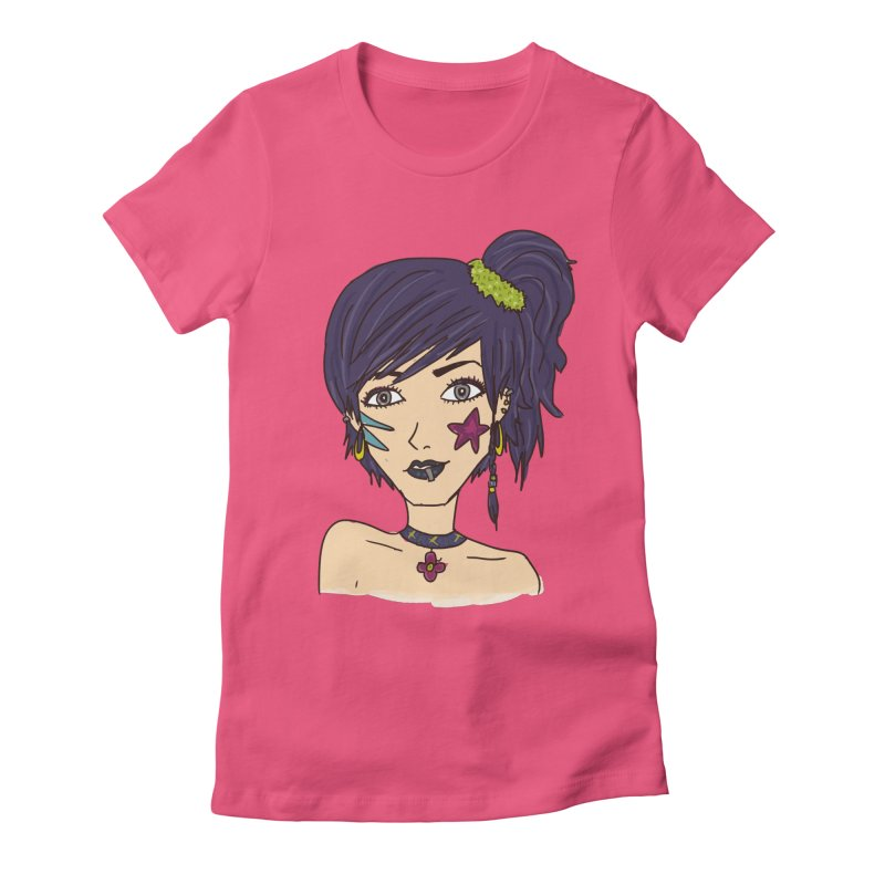 Starla Anne Women's Fitted T-Shirt by Kaela's Shop