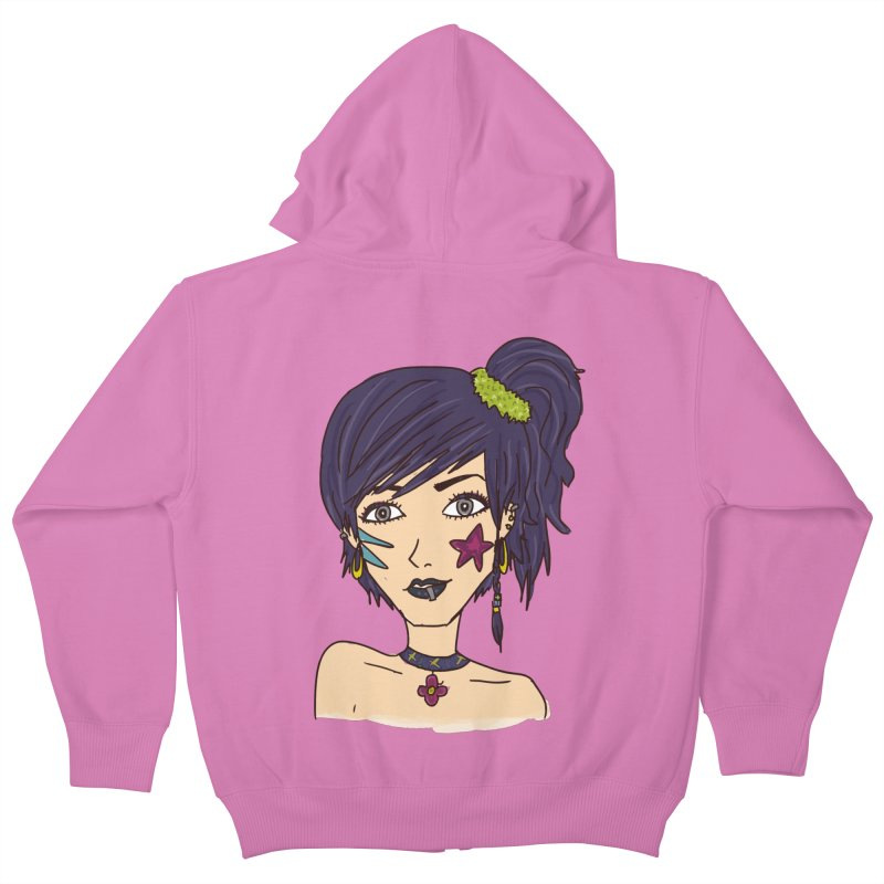Starla Anne Kids Zip-Up Hoody by Kaela's Shop