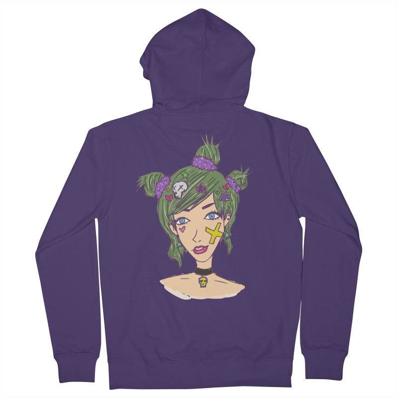 Sage Forks Women's Zip-Up Hoody by Kaela's Shop
