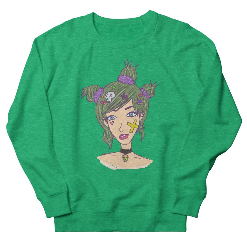 Sage Forks Men's French Terry Sweatshirt by Kaela's Shop