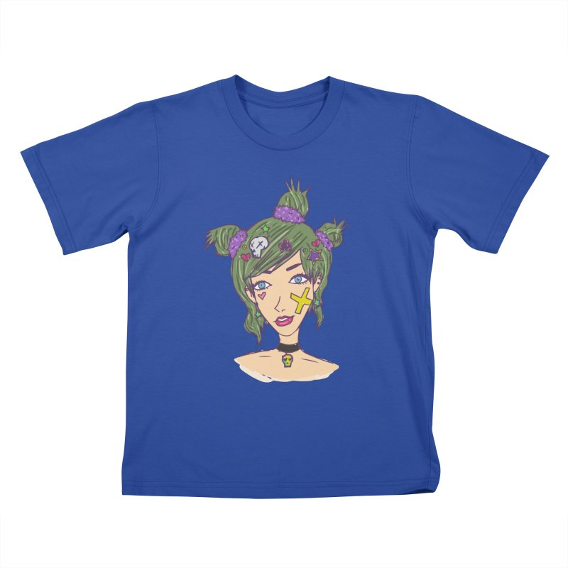 Sage Forks Kids T-shirt by Kaela's Shop