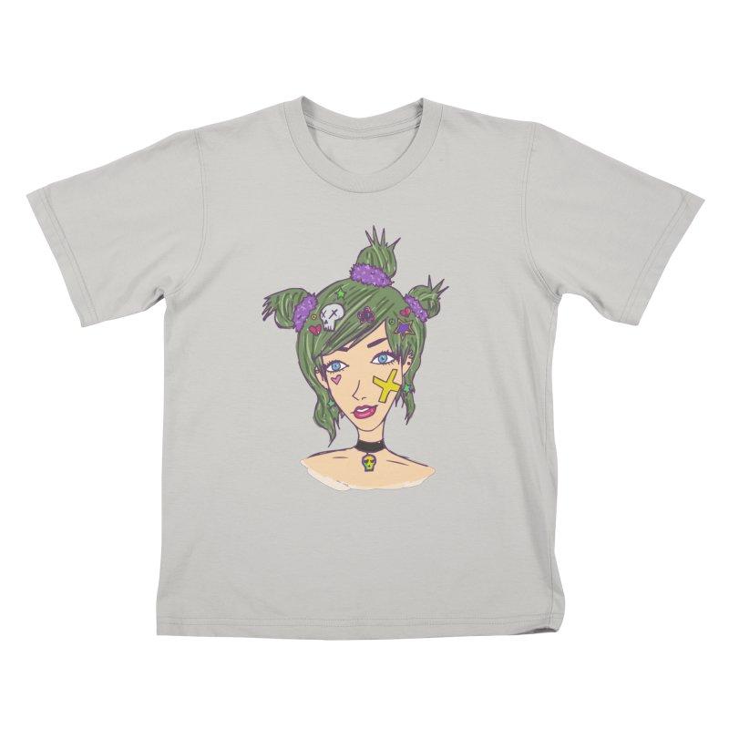 Sage Forks Kids T-Shirt by Kaela's Shop