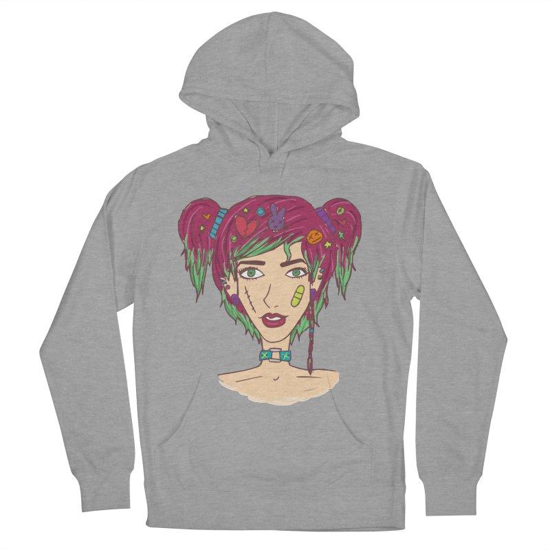 Roxy Fliss Men's Pullover Hoody by Kaela's Shop