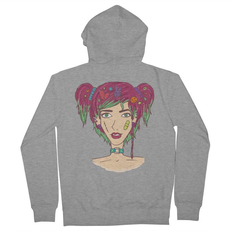 Roxy Fliss Women's Zip-Up Hoody by Kaela's Shop