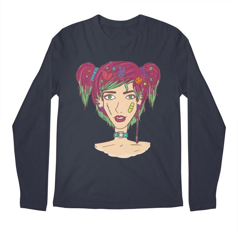 Roxy Fliss Men's Regular Longsleeve T-Shirt by Kaela's Shop