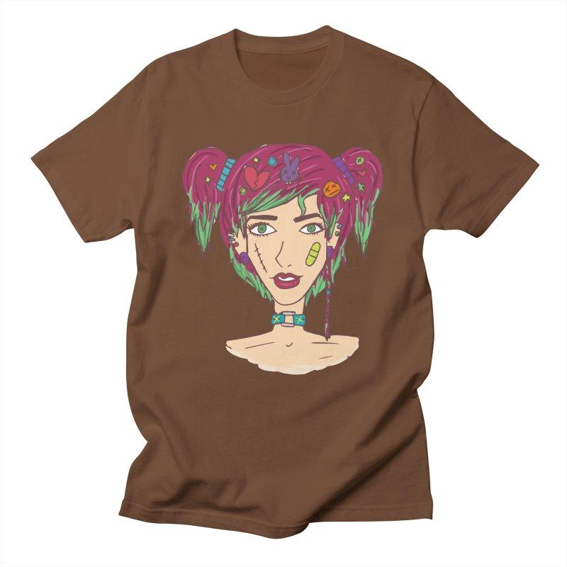 Roxy Fliss Men's T-Shirt by Kaela's Shop