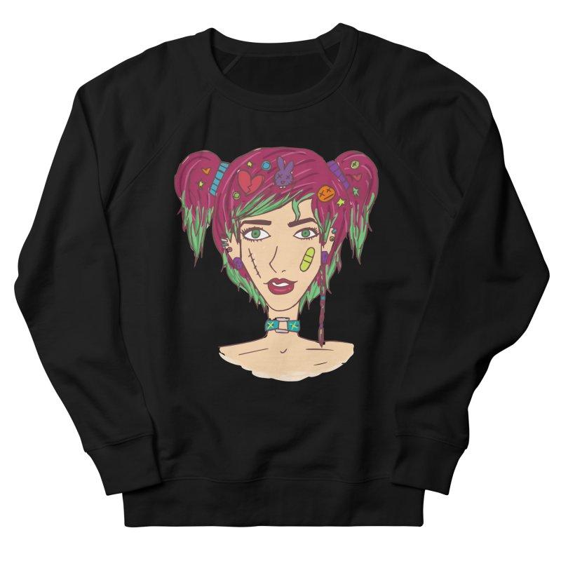 Roxy Fliss Men's French Terry Sweatshirt by Kaela's Shop
