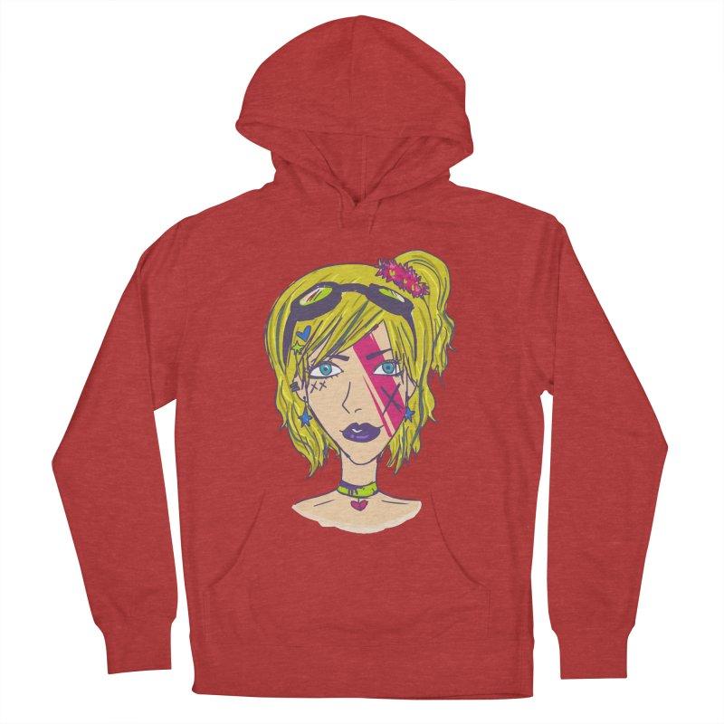 Vanessa Moxie  Women's Pullover Hoody by Kaela's Shop