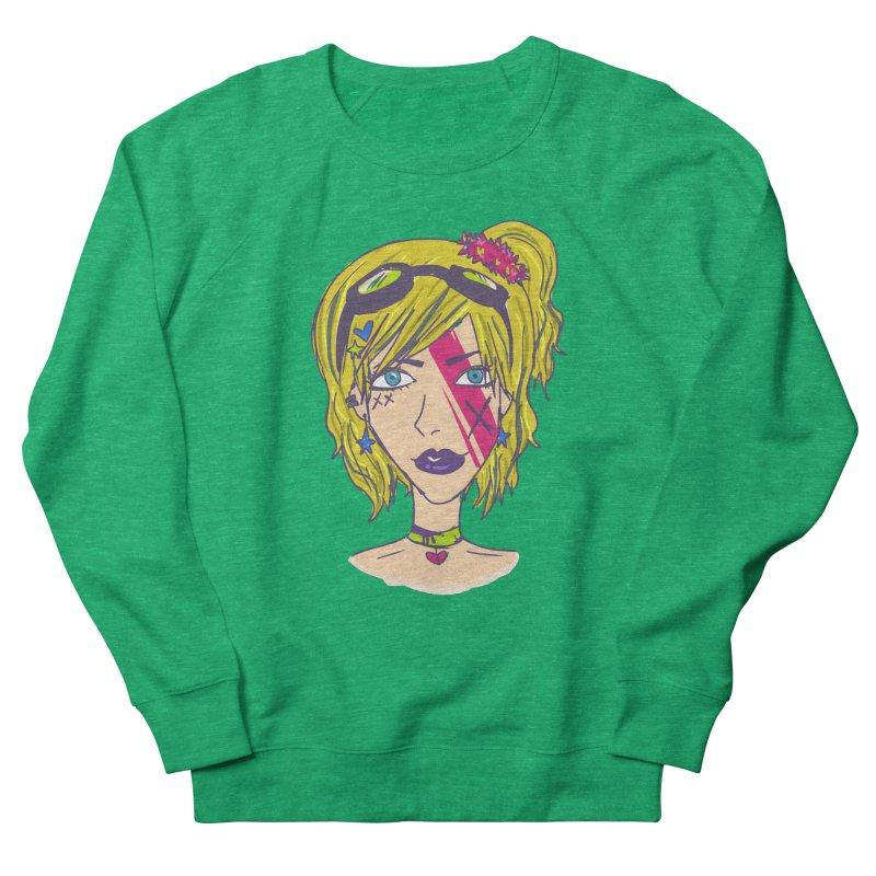 Vanessa Moxie  Women's Sweatshirt by Kaela's Shop