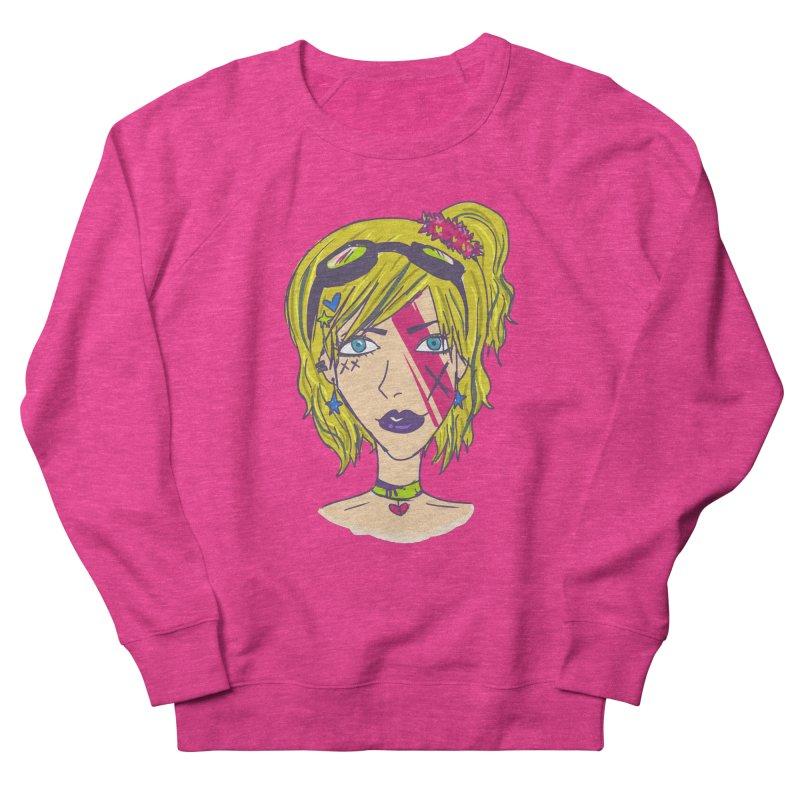 Vanessa Moxie  Men's French Terry Sweatshirt by Kaela's Shop