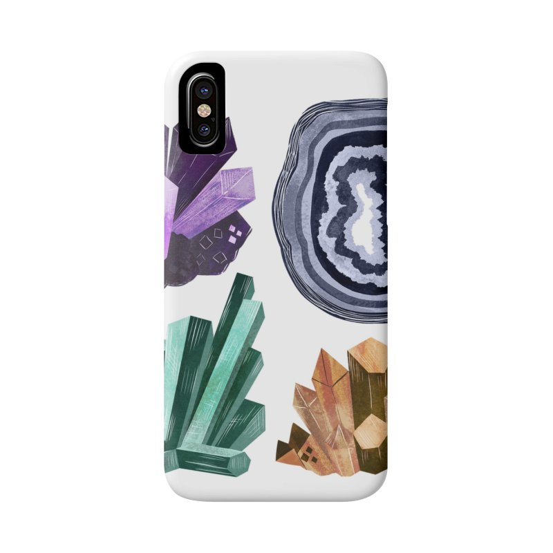 Vintage Gemstone - Chart 01 Accessories Phone Case by Kaija Lea Art Shop // Prints, Gifts + Home Goods