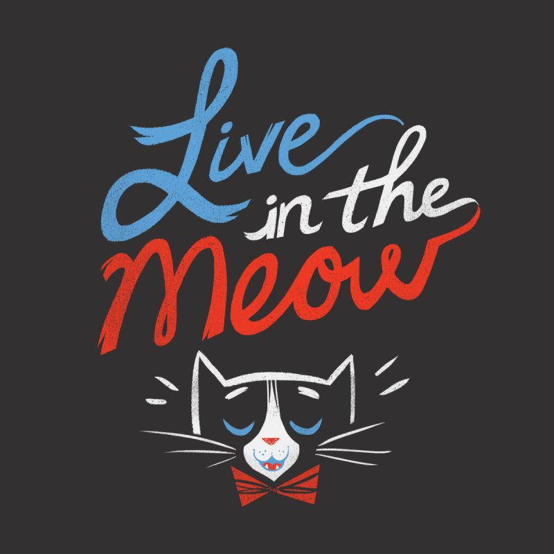 Live in the Meow by Kaija Lea Art Shop // Prints, Gifts + Home Goods
