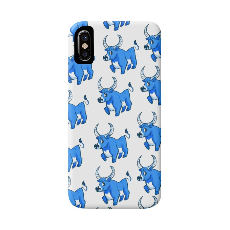 Babe the Blue Accessories Phone Case by Kaija Lea Art Shop // Prints, Gifts + Home Goods