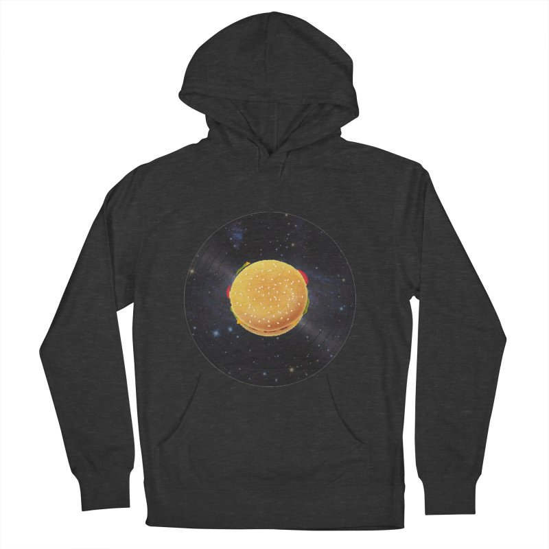 BURGER UNIVERSE Men's Pullover Hoody by kajenoz's Artist Shop
