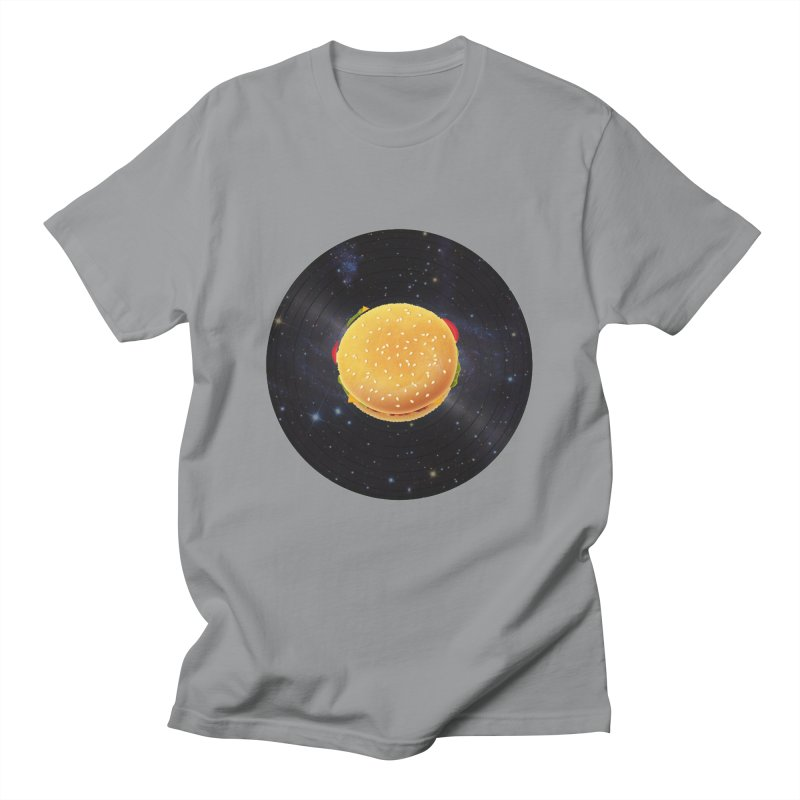BURGER UNIVERSE Men's T-Shirt by kajenoz's Artist Shop
